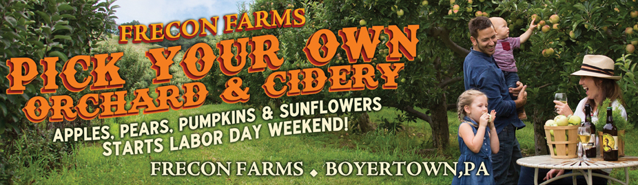 Frecon Farms | Fine Fruit, Cider & Bakery in Pennsylvania