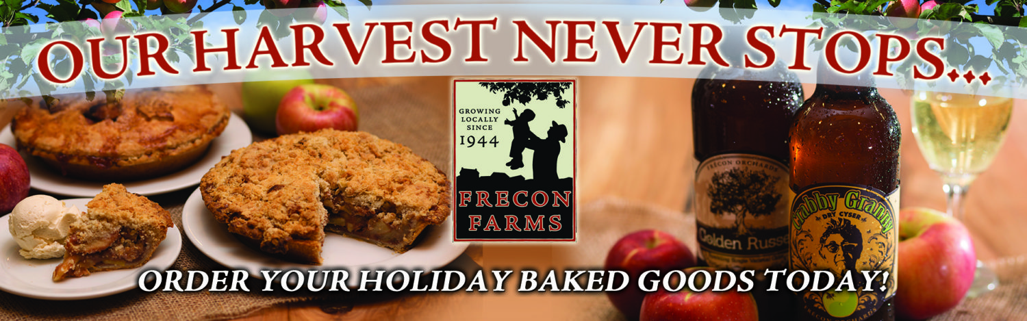 Frecon Farms | Fine Fruit, Cider & Bakery in Pennsylvania